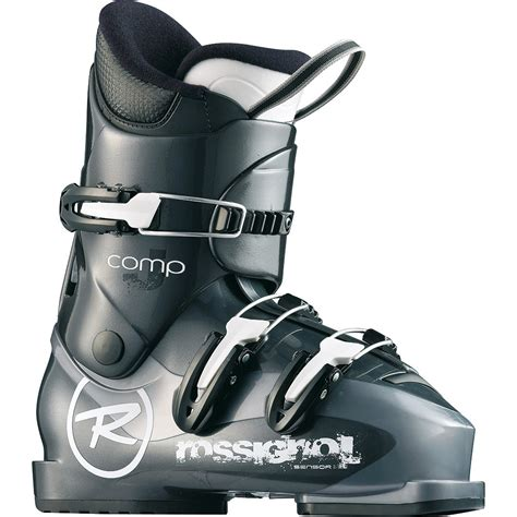 rossignol ski boots rossignol comp j3 ski boots youth 2012 evo outlet