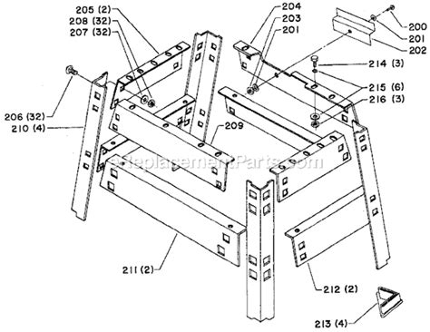 Delta 37 280 Parts List And Diagram Type 1