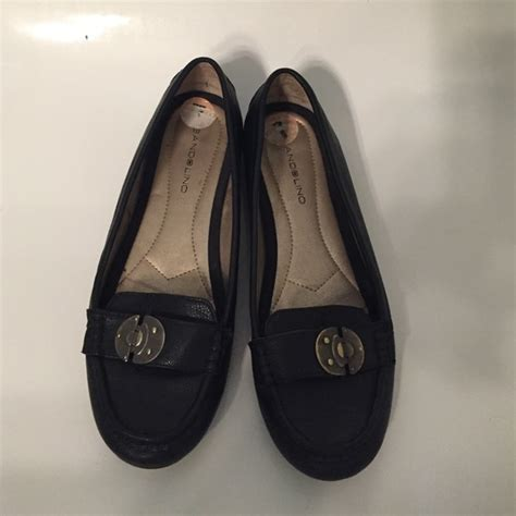 bandolino flat shoes 86 bandolino shoes bandolino black flat shoes size