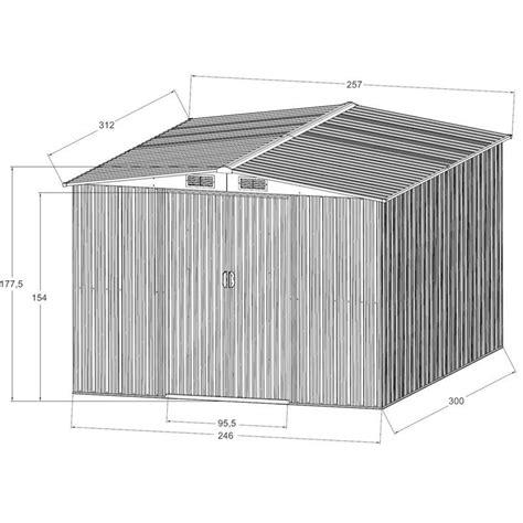 casette in legno porta attrezzi da giardino casetta porta attrezzi da giardino in lamiera verde 257x312