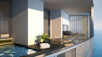 Porsche Apartments Miami Miami S Porsche Design Tower Upscale Living Magazine