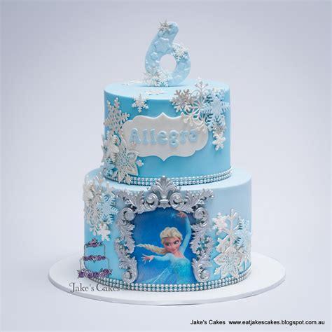 Jake's Cakes: Frozen Cake