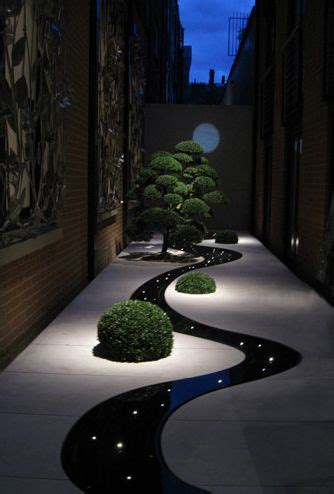 Small Gardens Gardens And Paths On Pinterest Ewing Landscape Lighting