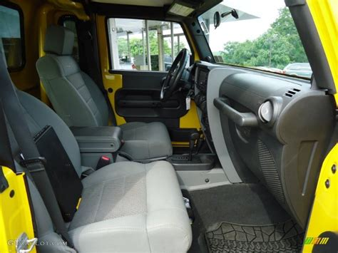 Jk Interiors by 2008 Jeep Wrangler Unlimited Rubicon Jk 8 Independence 4x4