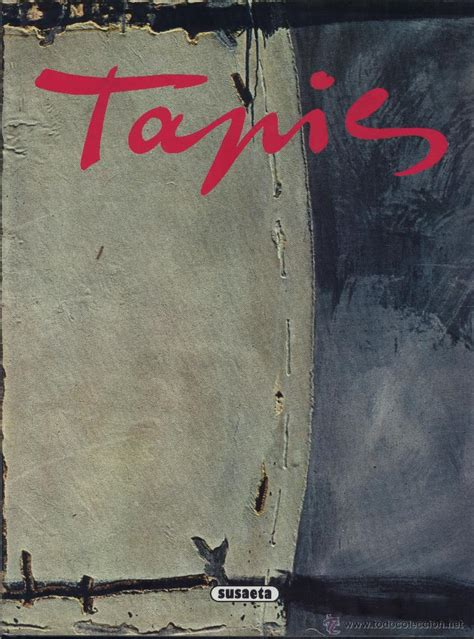 libro ed combel coleccion libro antoni tapies coleccion pintores ed sus comprar libros de pintura en todocoleccion