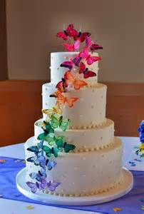 25 best ideas about rainbow wedding cakes on pinterest rainbow wedding cake icing rainbow
