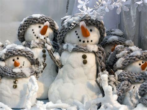 real christmas snowman pictures wallpaper desktop