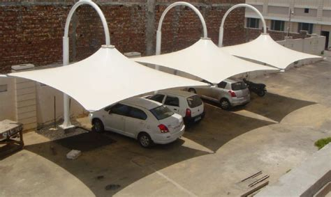 mp car parking canopies manufacturer supplier trader