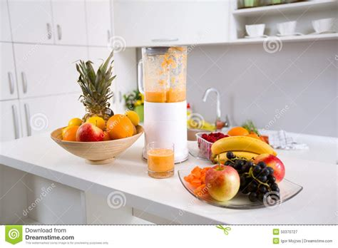 fruit pictures for kitchen healthy smoothie ingredients in blender with fresh fruit stock photo image 50370727