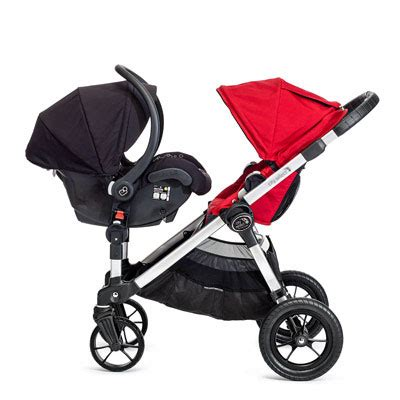 Baby Jogger City Select 1384 by Baby Jogger W 243 Zek City Select