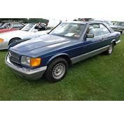 1985 Mercedes Benz 500 SEC Pictures History Value