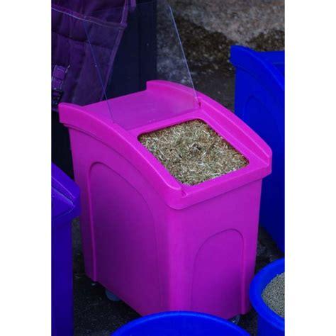 wheeled feed bin medium horse jumps  sale