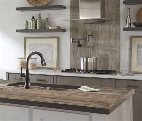 Venetian Bronze Kitchen Faucet by A Kitchen To Dine For Shop Delta Venetian Bronze 2 Handle