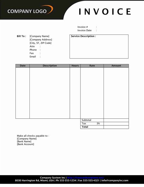 template office word resume template funeral templates free global business