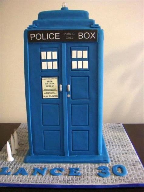 tardis cake template doctor who themed cakes