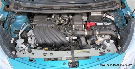 nissan versa note engine   truth  cars