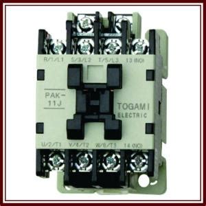 Togami Magnetic Contactor Pak 35j Ac240v welcome to jubilee electirc corporation