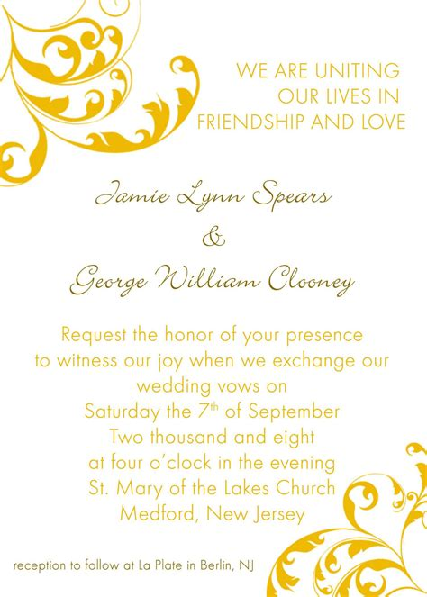 Engagement Party Invitation Word Templates Free Card Invitation Templates Card Invitation Reception Invitation Templates Free