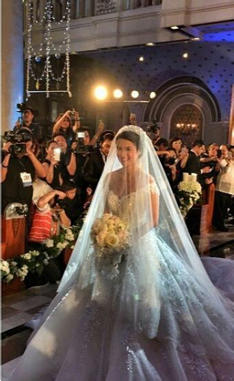 Marian Rivera wedding gown Michael Cinco 7   Ding dong n