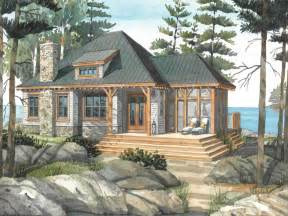 Waterfront Cottage Floor Plans Cottage Home Design Plans Small Retirement Home Plans