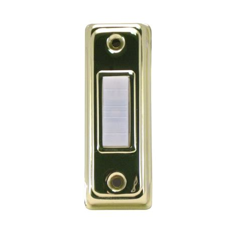 lighted doorbell button with diode doorbell diode home depot 28 images heath zenith designer series wired wireless doorbell dc