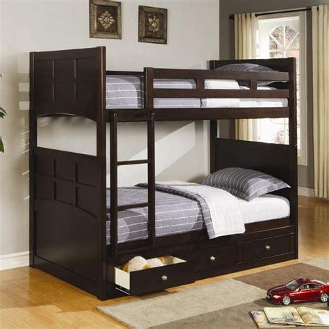 coaster furniture beds coaster furniture bunk bed jasper broadway furniture