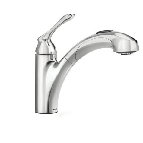 moen pullout kitchen faucet repair moen 87017 chrome pullout spray kitchen faucet from the banbury collection faucetdirect