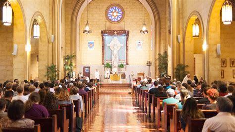 Saintleo Edu Mba Social by Opening Mass Monday August 15 Community