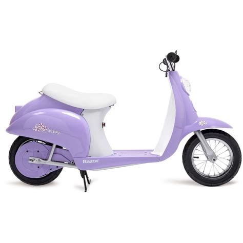 razor electric scooter for 10 year old girls razor pocket mod electric razor scooters