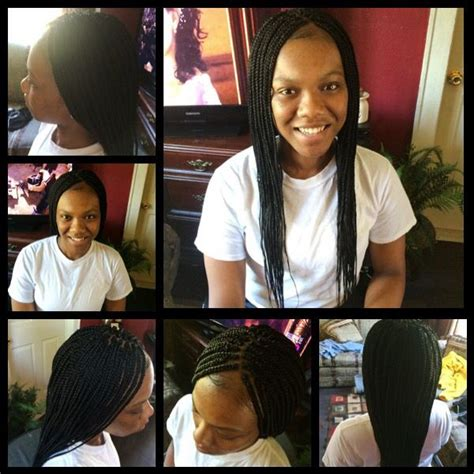how to deal with straight end braids box braids w straight ends box braids pinterest