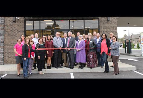 planters bank cuts ribbon for new branch location