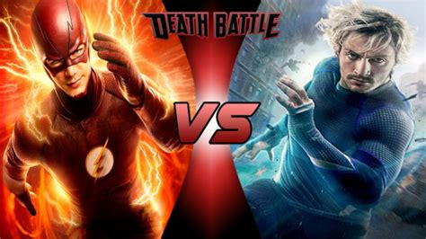 movie quicksilver vs flash image death battle flash vs quicksilver jpg death