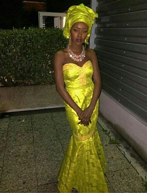 senegalese gowns senegalese dress robes glamours pinterest dresses