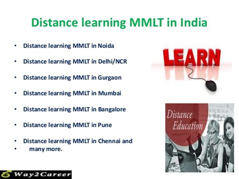 Distance Mba In Chennai by 80 10000 200 Distance Learning Bmlt Course In India