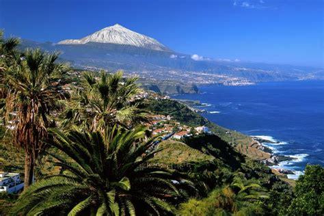 4 importantes razones para visitar la isla de tenerife