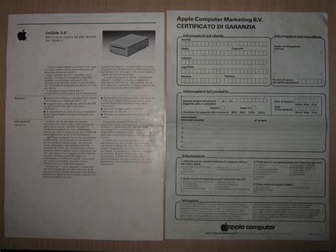 apple guarantee apple iic box manuals warranty card nightfall blog