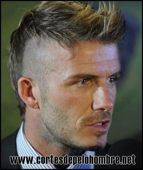 corte mohicano peinados mohicanos para hombres