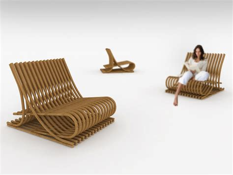 eco couches rattani lazy chair by mitch riffandie at coroflot com