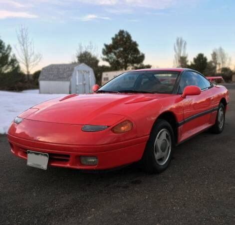 1991 Dodge Stealth Red For Sale Used Cars For Sale