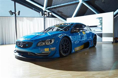 volvo polestar racing  supercars team officially launched  brisbane track cars pinterest