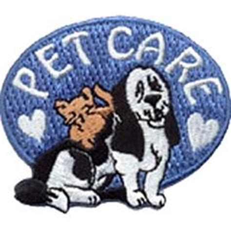 care merit badge pet care on pet care pet store and animal shelter