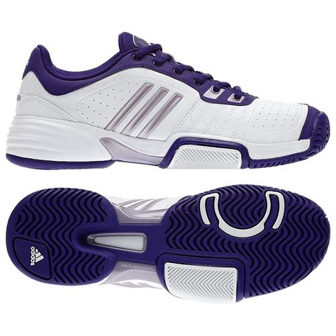 adidas womens barricade team tennis badminton uk size 4 trainers shoes new ebay