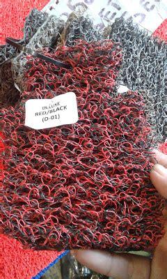 Baru Murah Anti Slip Boot Mat 80cm X 100cm rubber mat anti slip carpet matting 089604376367 pvc coil matt quot comfort quot gridle backing