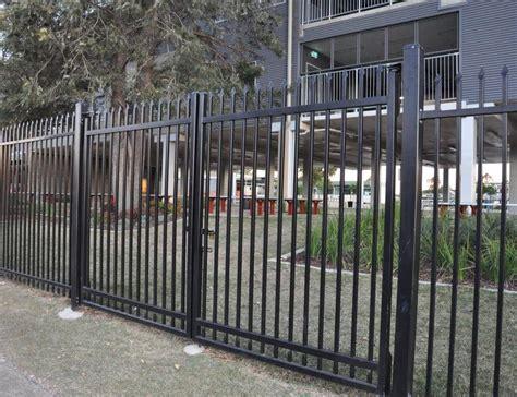 swing gate swing gates jagfence