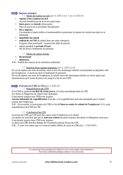 Exemple De Lettre De Démission Cdd Exemple Lettre De Demission Cdd Commun Accord