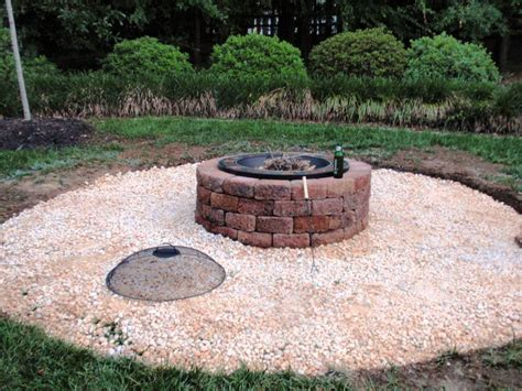 ideas for outdoor fire pits jen joes design simple outdoor fire pit ideas for backyard