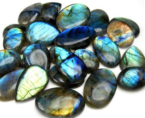 gemstones wholesale 500 carats labradorite cabochons wholesale lot