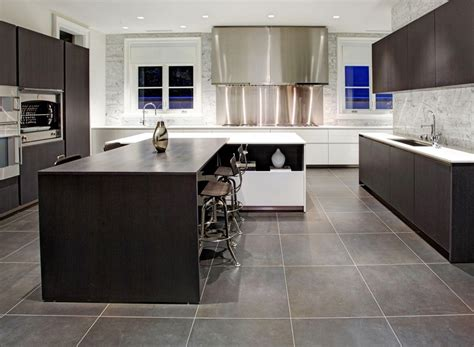 Kitchen Floors 2017 by Most Kitchen Flooring Trends In 2017 Homedcin