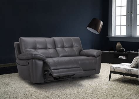 violino leather sofa violino leather sofa 187 violino black leather recliner sofa