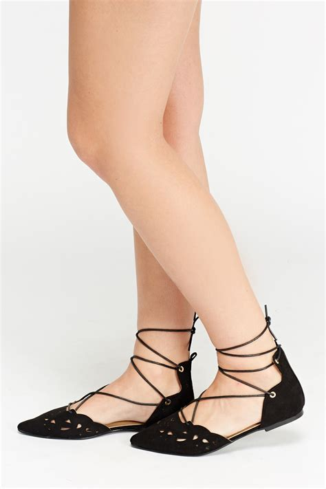 flat tie up shoes tie up court flat shoes just 163 5
